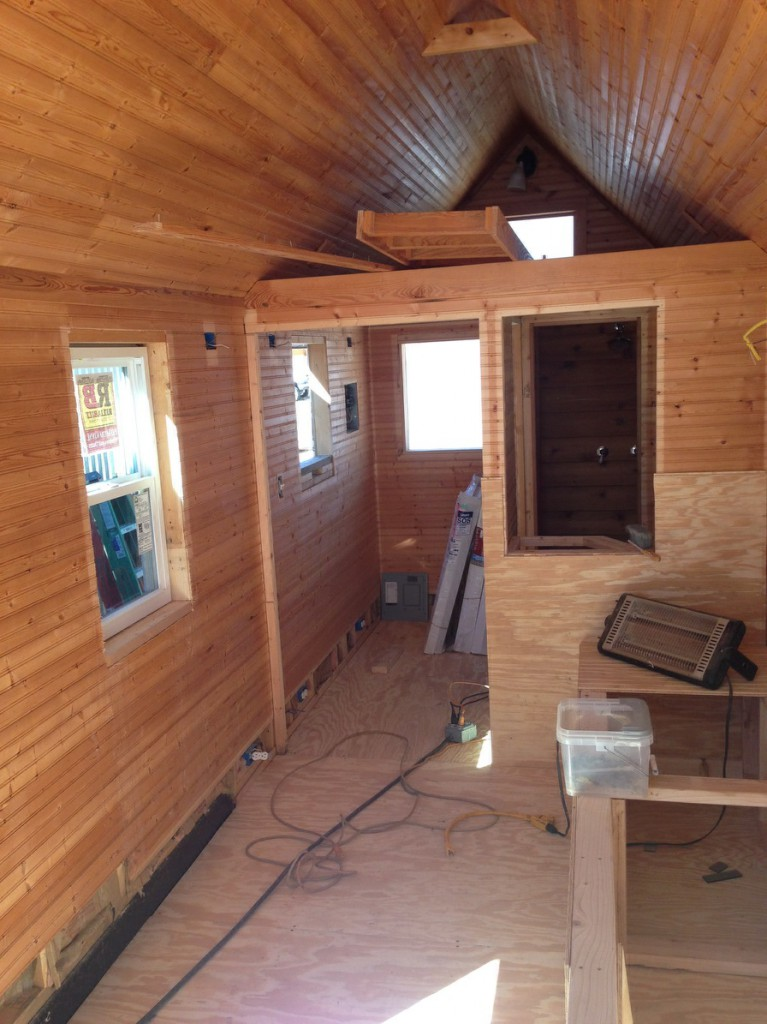 our house inside